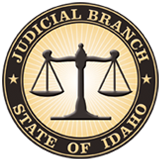 State of Idaho - Judicial Branch seal