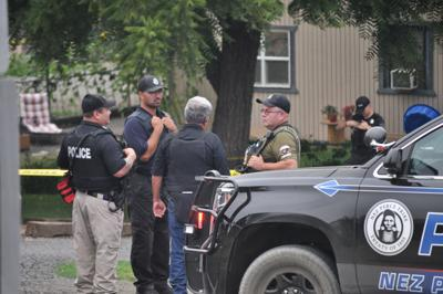 Murder-suicide at Kamiah motel photo