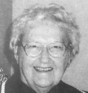 Lorena Katy Quiring-Thompson, 89, Nezperce - PIC
