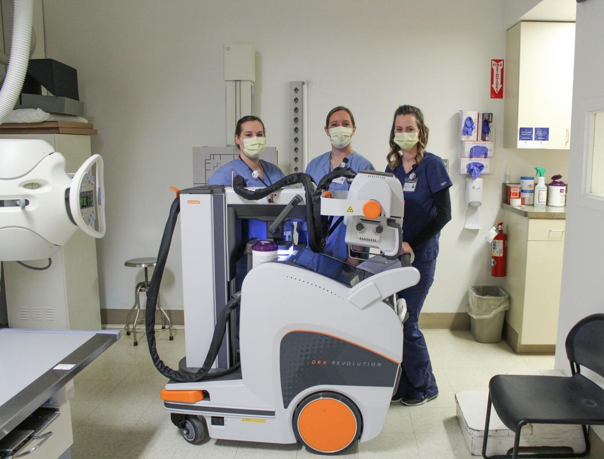 Radiology equipment photo 2