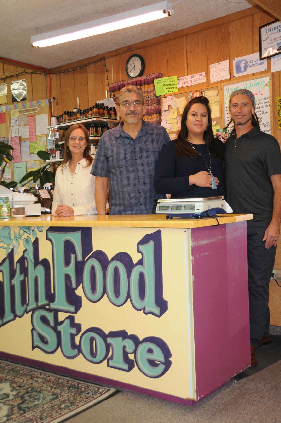 The Health Food Store passes to next generation