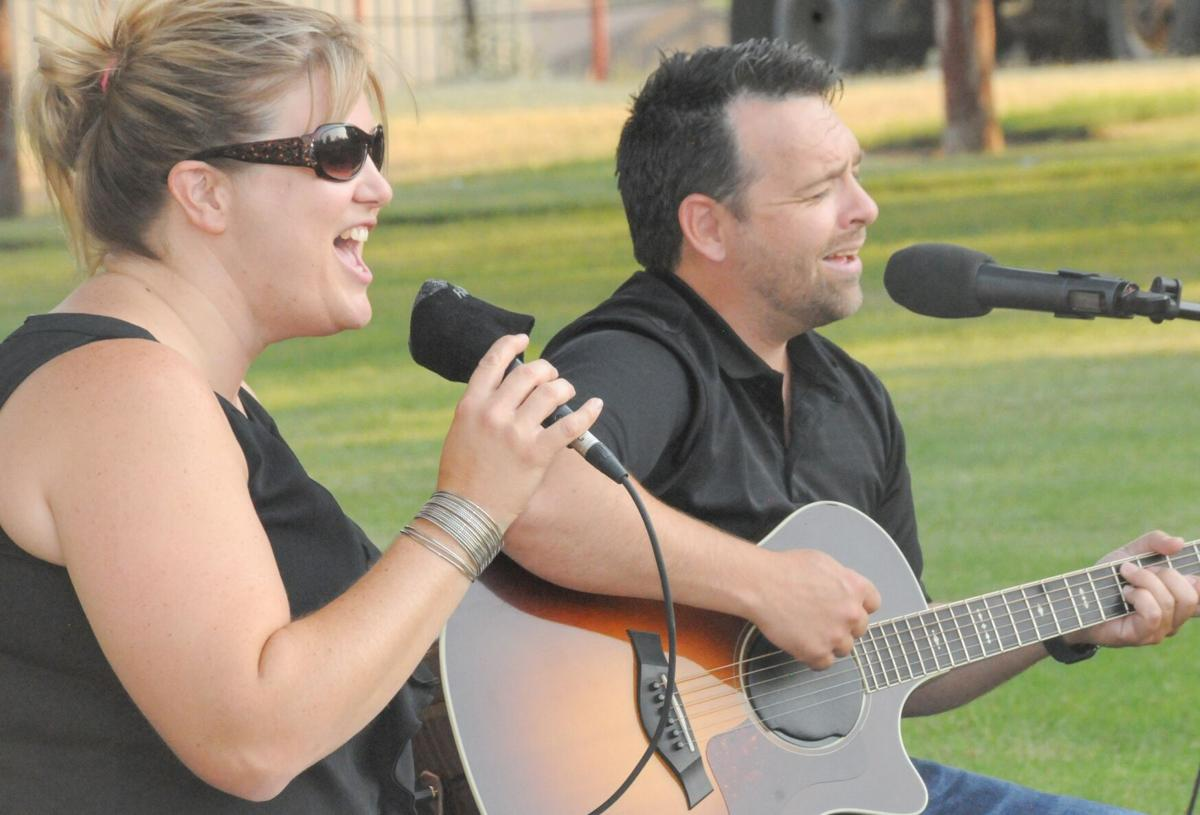 Cottonwood concert in the park photo 1