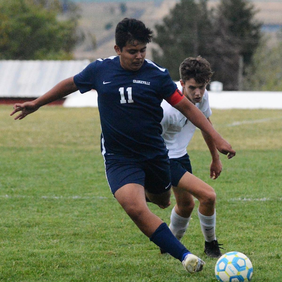 Jesus Perez - Grangeville soccer