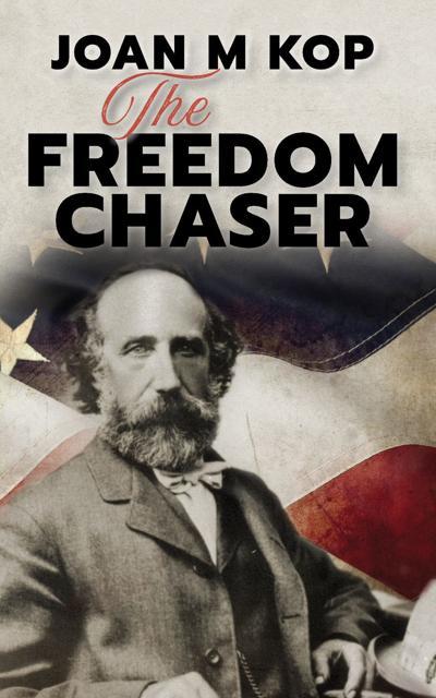 Area native publishes 'Freedom Chaser'