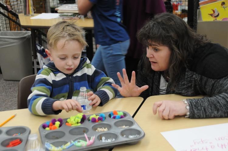 Grangeville Centennial Library's celebration of Idaho Family Reading Week starts Nov. 13