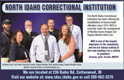 North Idaho Correctional Institution