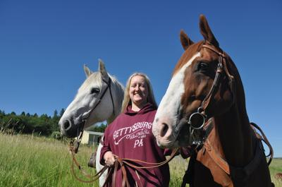 Hands-on for horses-Equine Massage Therapy