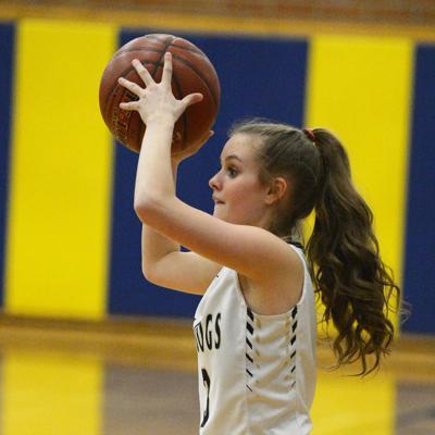 Girls basketball: Grangeville's Hayden Hill (copy)