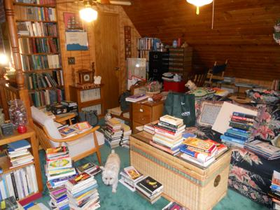 Clutter workshop helps identify, how to let go, organize