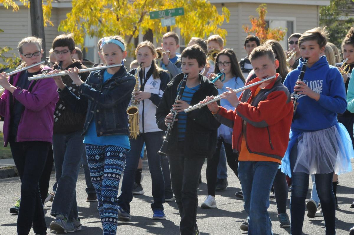 Litman takes helm of Grangeville music program; New teacher hails from Ohio