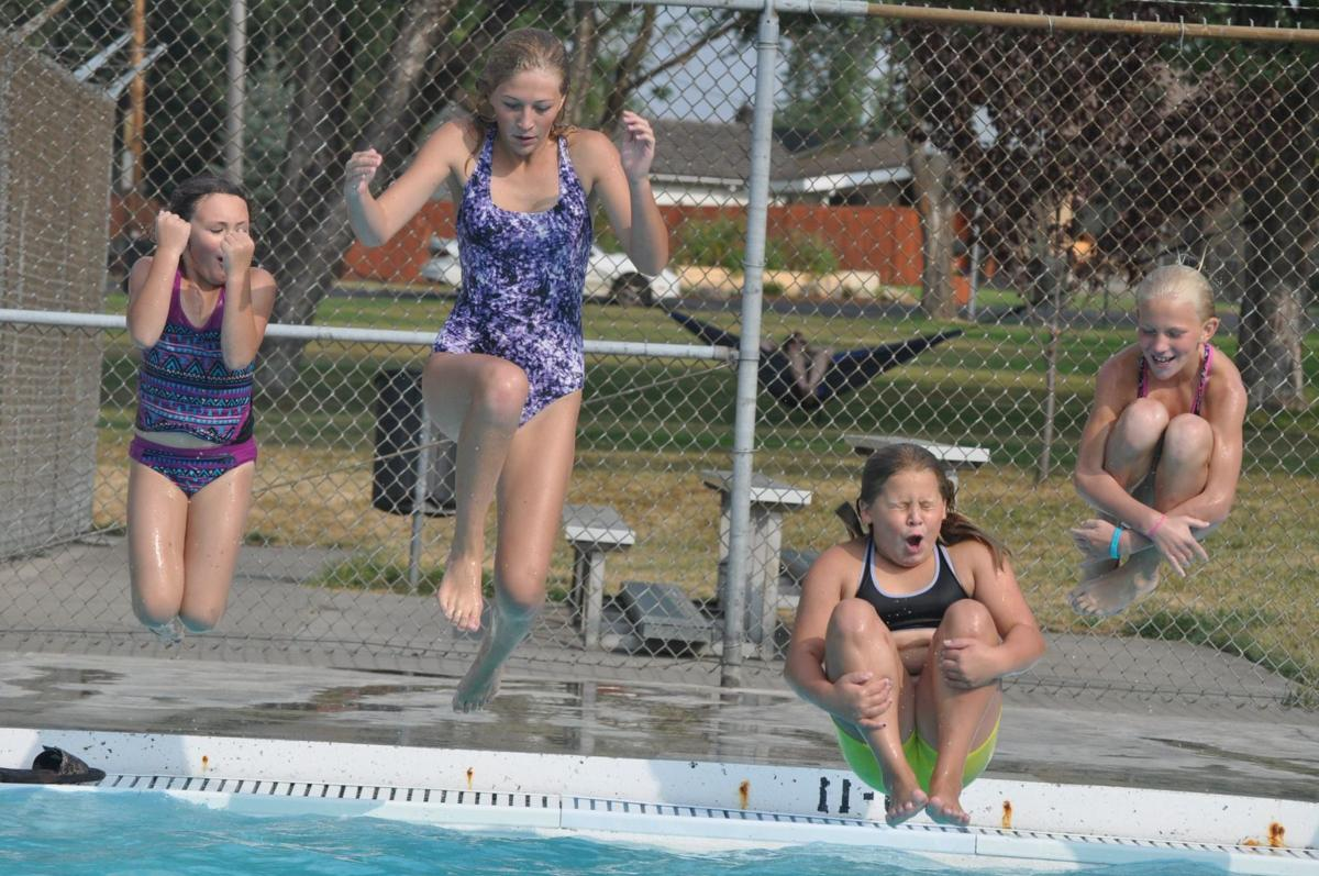 Grangeville pool to open