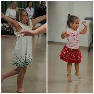 Dancers Open House
