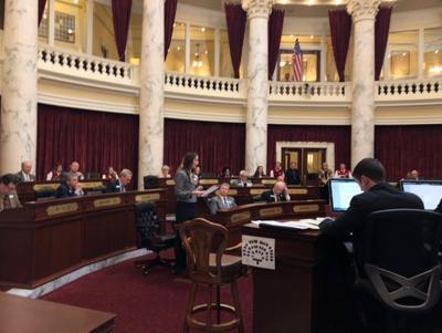 'Abortion-reversal' bill passes Senate on party-line vote