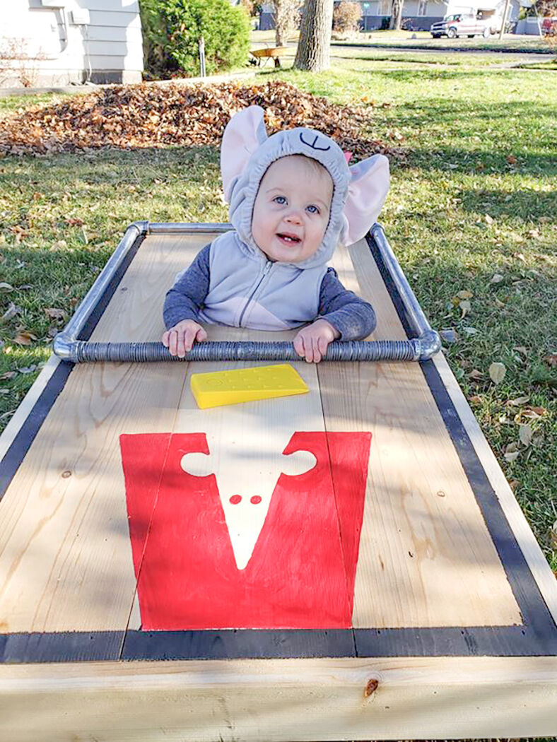 Cutest Trick-or-Treater photo contest 2020 winner