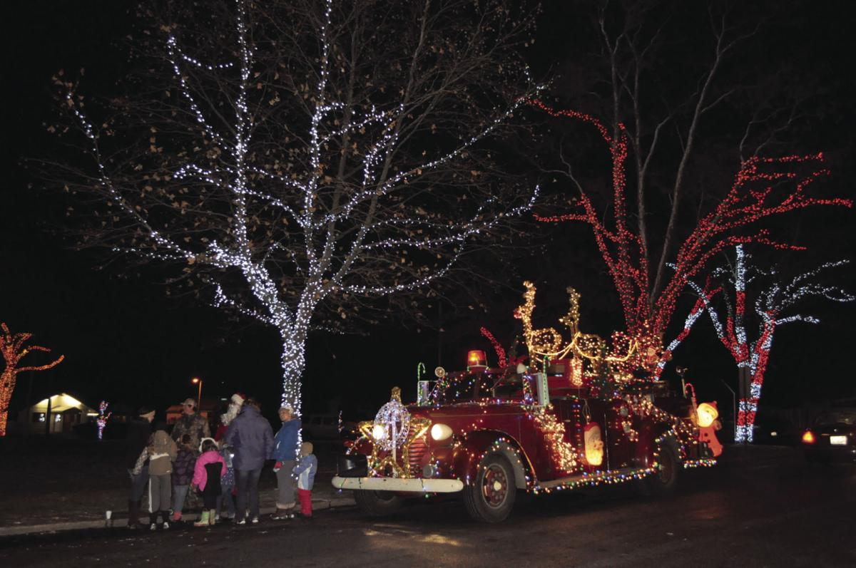 It's Your Business: GVFD raffle to help with Santa truck