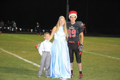 Bruegeman and Forsman are crowned PHS Homecoming queen and king
