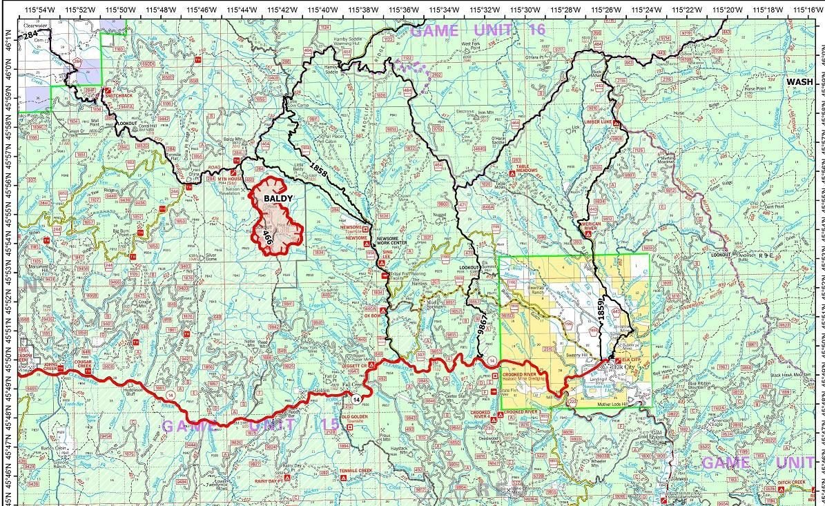 THURSDAY: Fires have consumed 65,000 acres on USFS land so far