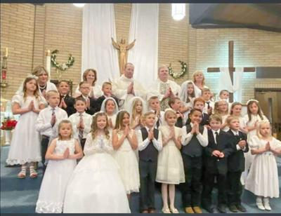 First Holy Communion photo