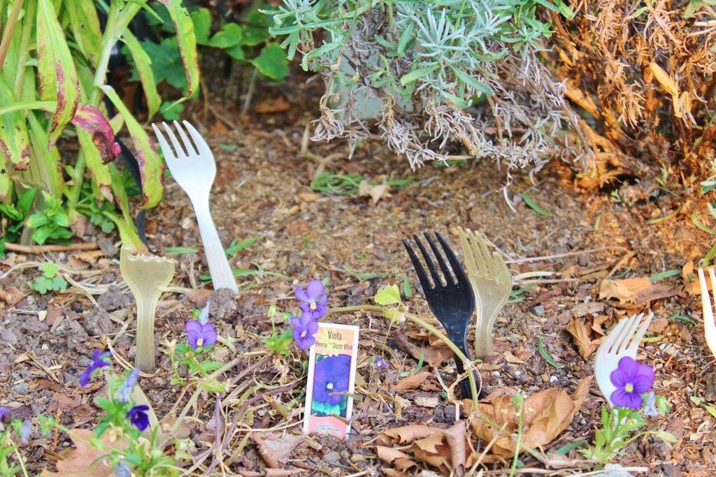 Garden protection photo