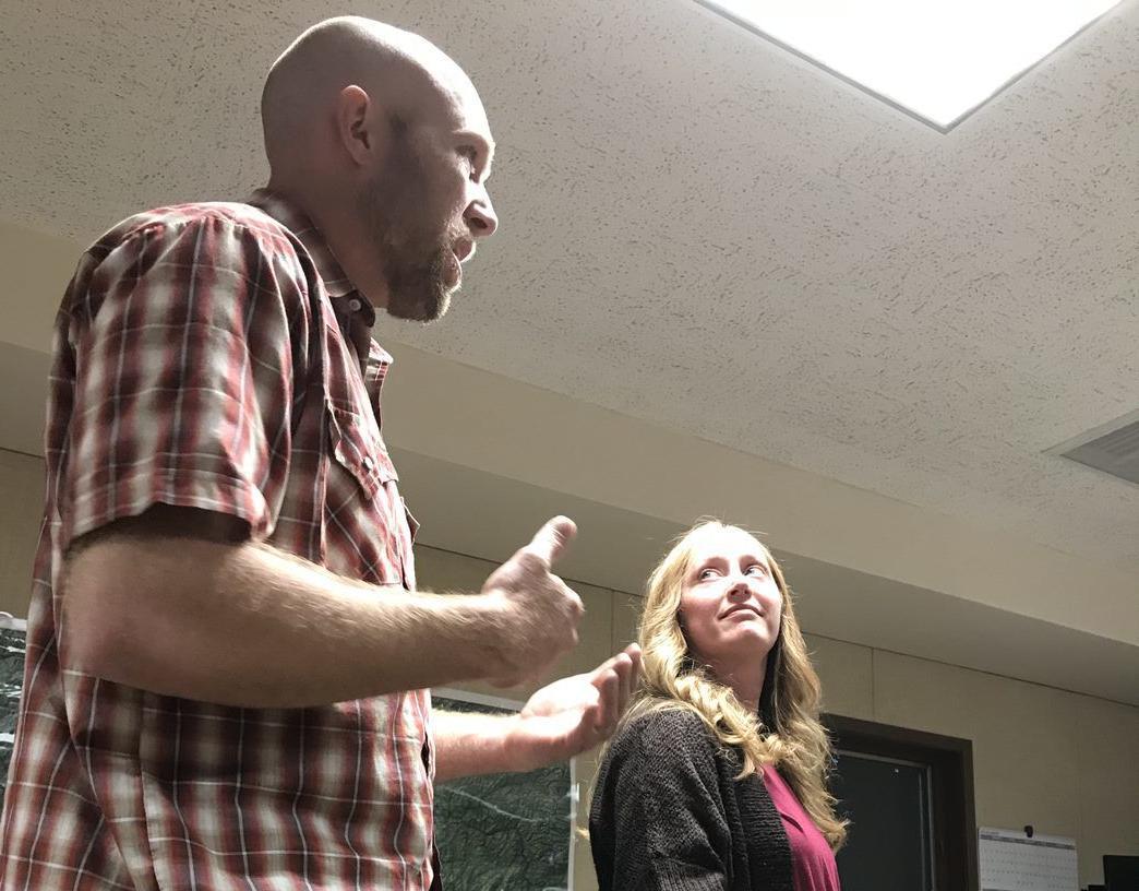 CVES teachers Swans seeks leave of absence