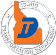 Idaho Transportation Department (ITD) logo