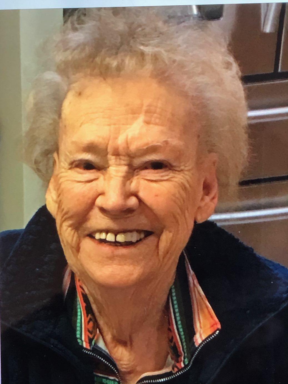 Mary Fran Soltman, 98, Grangeville