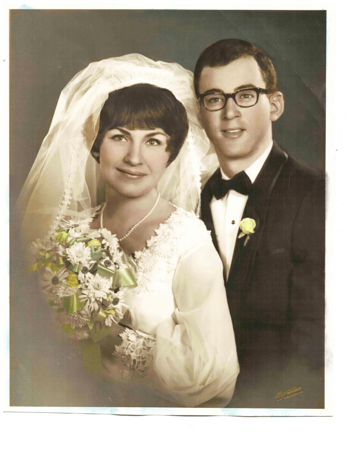 Kent and Jolene Rupp wedding photo