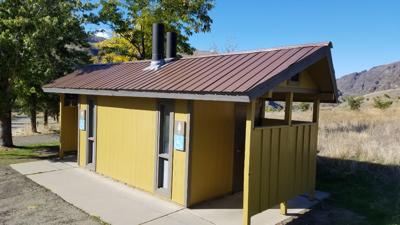 Pittsburg Landing bathroom facilities photo
