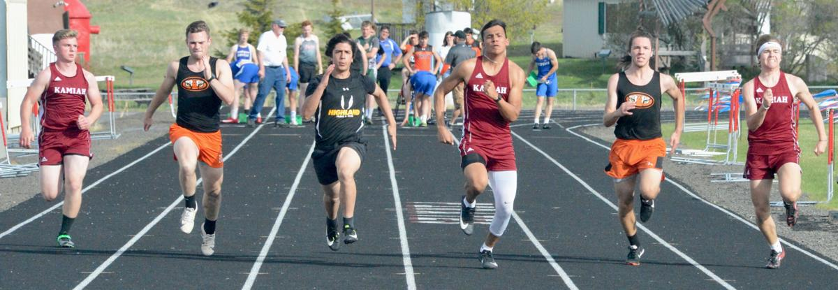 KHS boys notch five individual firsts at Prairie meet