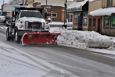 Grangeville snowplow