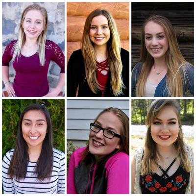 Six GHS girls to vie for DYW