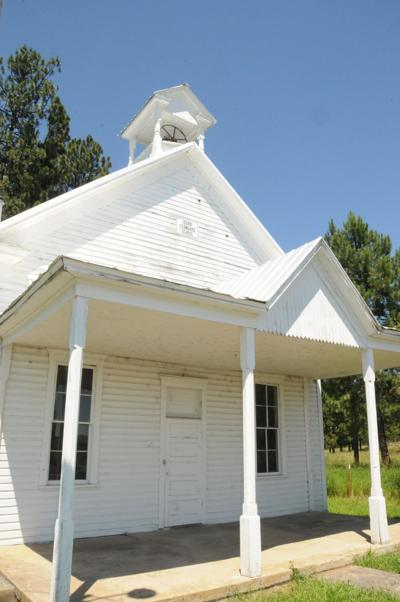 Take self-guided schoolhouse tour to view historic Woodland school