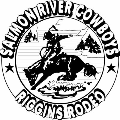 Riggins Rodeo logo