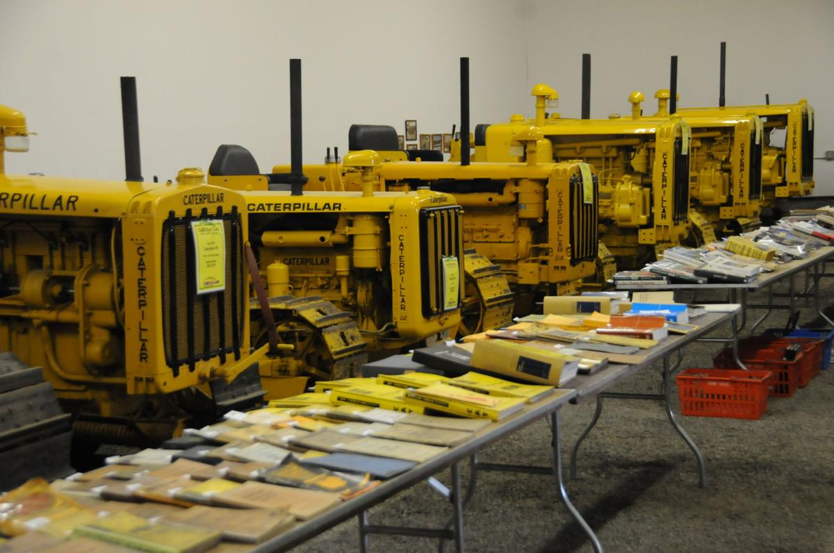 Billups' tractor collection to sell this Thursday