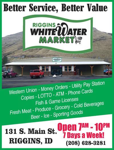 Riggins WhiteWater Market