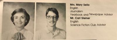Lorie's teachers
