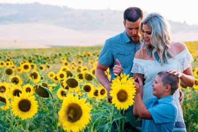 Field of dreams: Sunflower field makes for picturesque crop on the Camas Prairie