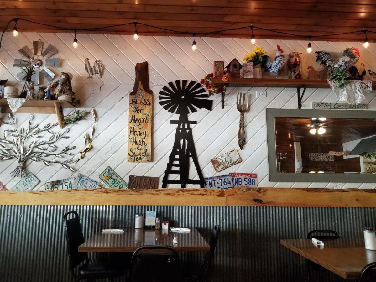 Farm Table Cafe in Kooskia