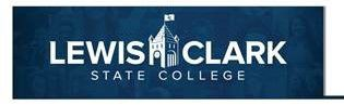 Lewis-Clark State College (LCSC) logo