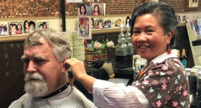 Tabitha's Barbershop