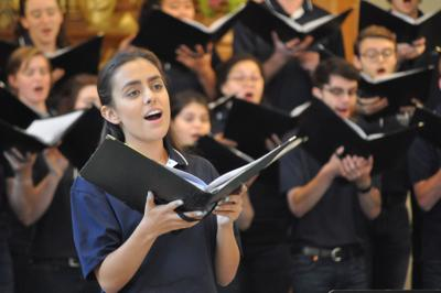 Gonzaga choir