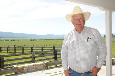 Ranch Life: It's a family affair for longtime rancher Ernie Robinson