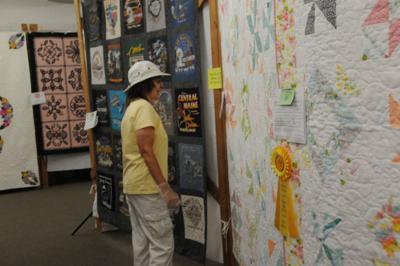 Kamiah Quilt Show
