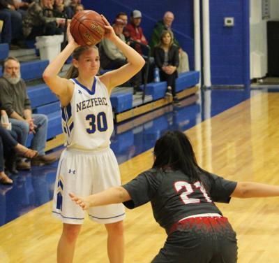 Girls basketball: Nezperce defeats CV
