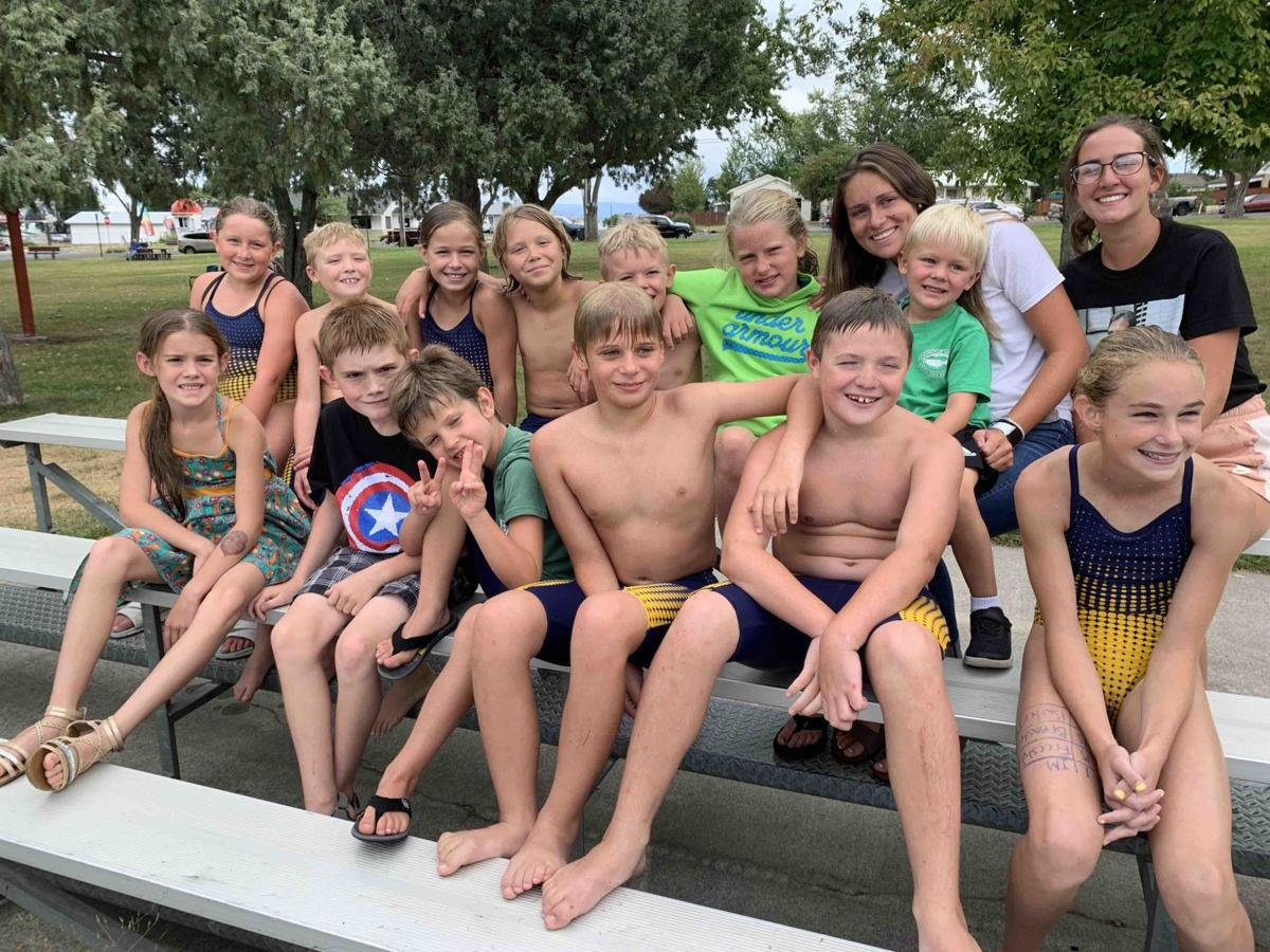 Nezperce Swim Team 2019