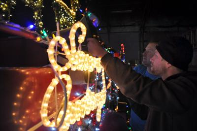 GVFD Christmas Truck a Grangeville holiday tradition for nearly three decades