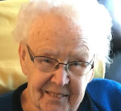 Ellanor Fern Wilburn, 98, Lewiston