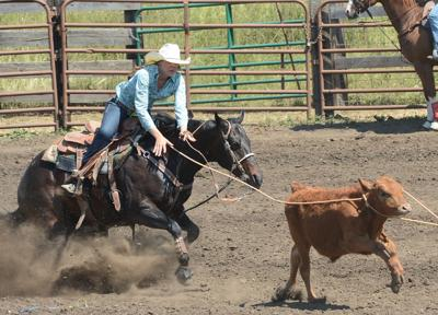 CVRA Rodeo: Lish team edges out Yates team in buckle roping