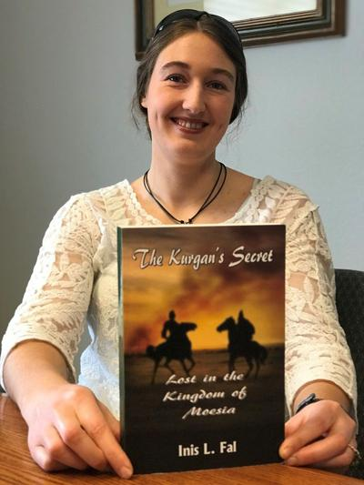 Whitebird author writes second book
