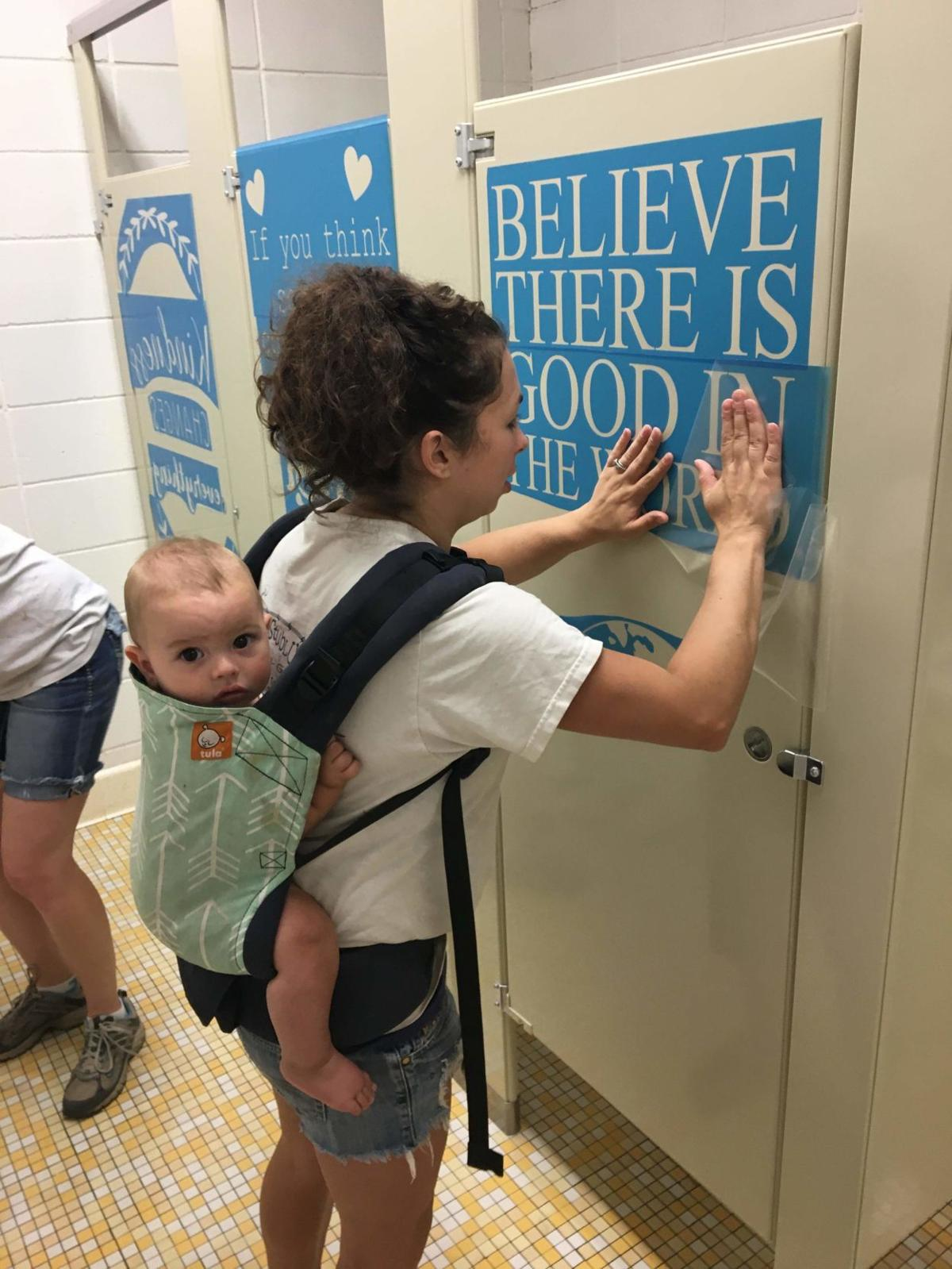 Prairie parents put their thoughts on display; Quotes used as inspiration, conversation starters